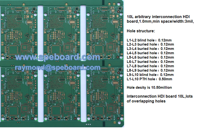 10Layers%20arbitrary%20interconnection%20PCB%20Board