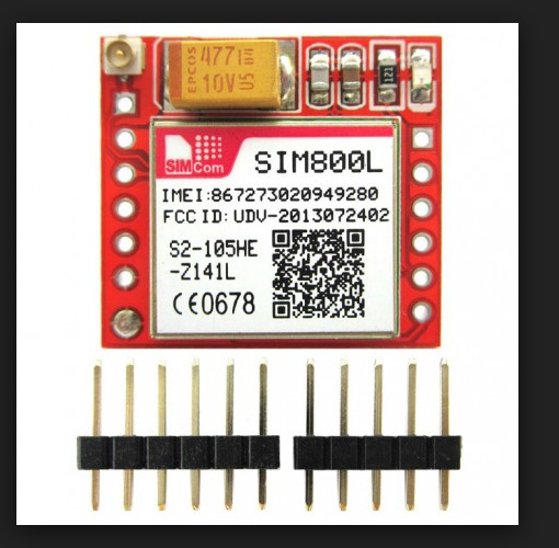 Power toggle sim800L Module - SIM800 - Embedded Advice Forum